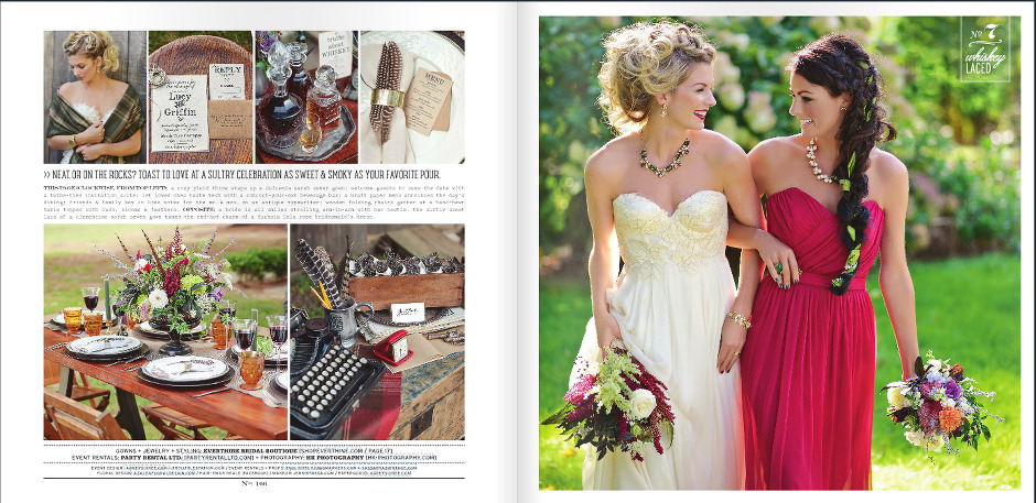 Featured in WellWed Magazine - HK Photography with Hubert and Alka
