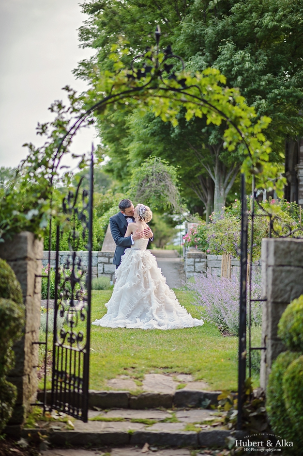 Eolia Mansion at Harkness Park Wedding