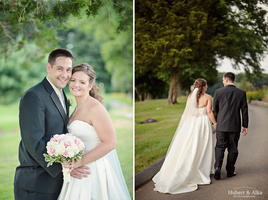 Grassy Hill Country Club Wedding in Orange CT