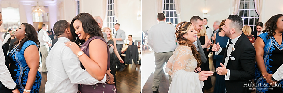 new haven lawn club, ct fall wedding photography