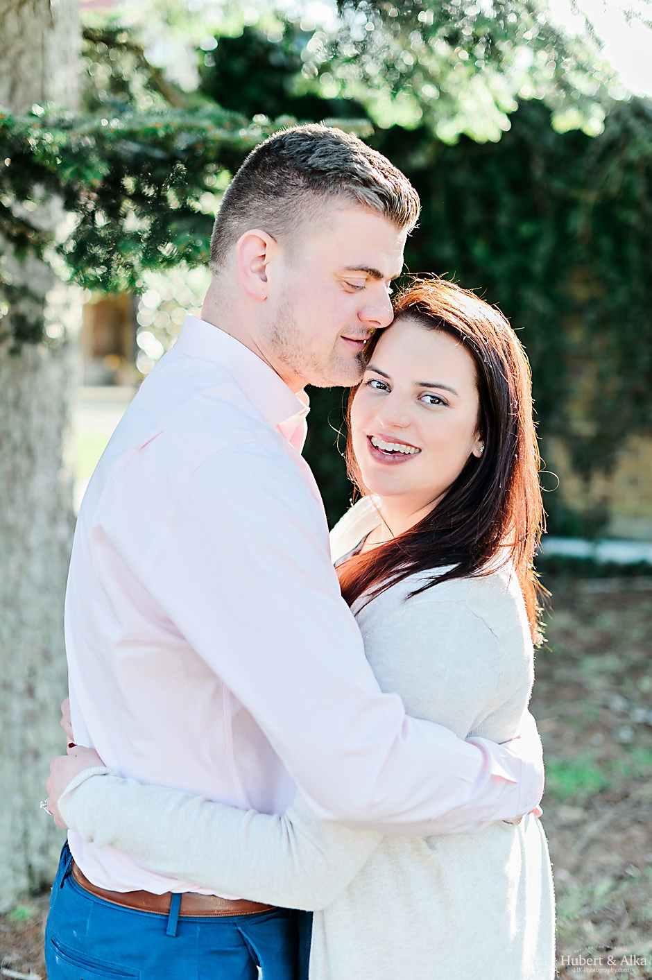 waveny park engagement nicole gareth hk photography spring engagement shoot
