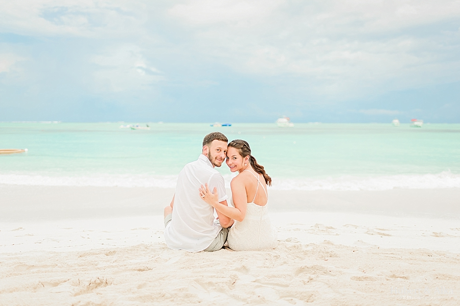 Day After Shoot At Turks & Caicos Islands | Wedding Photos