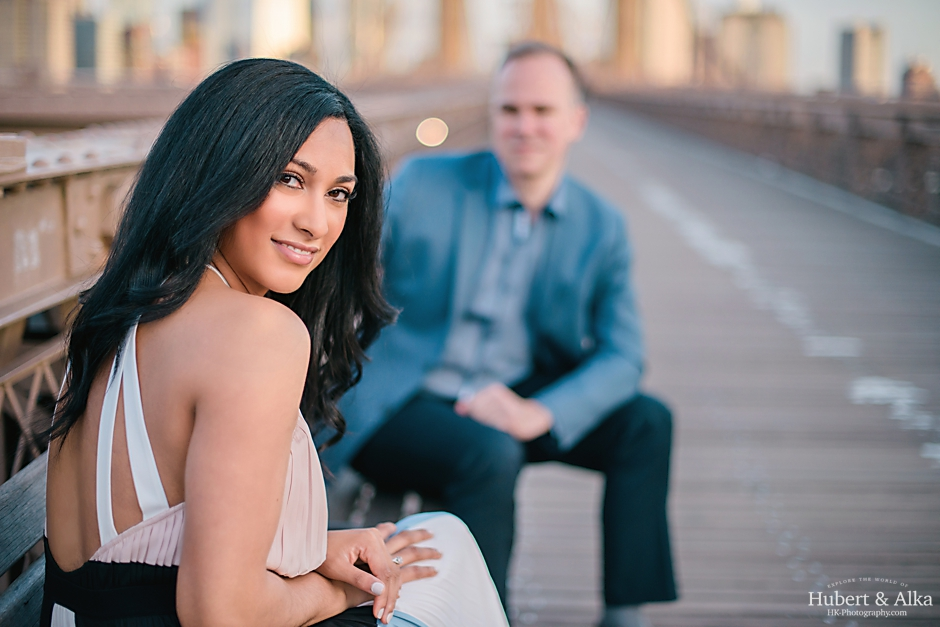 brooklyn bridge sunrise engagement shoot | brooklyn bridge park dumbo nyc photos