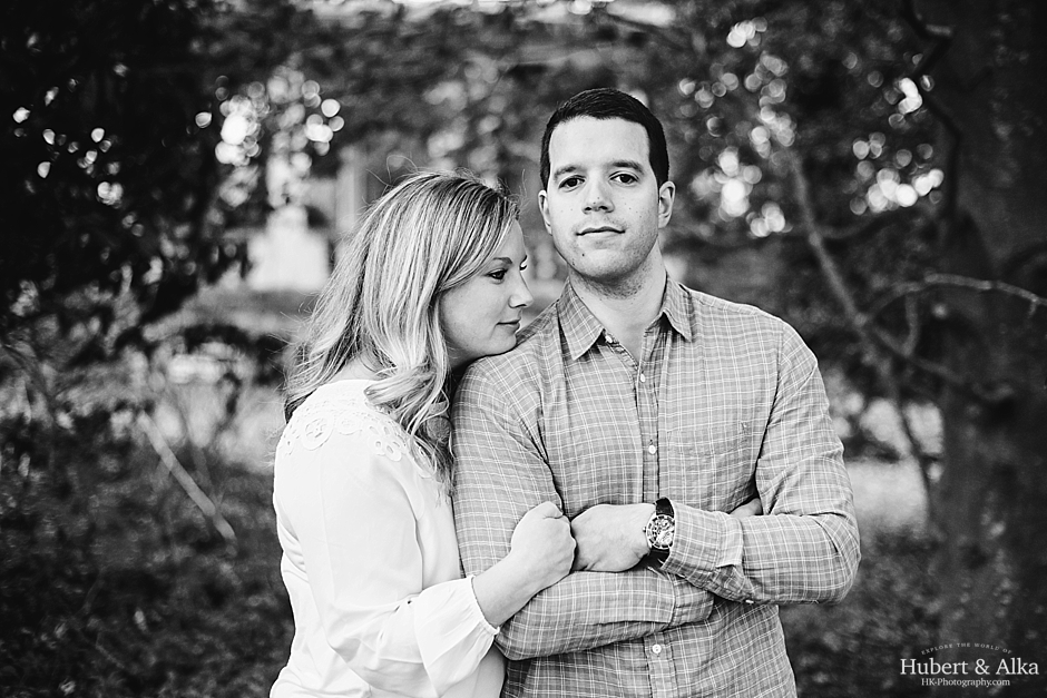 Harkness Park Engagement Photos with Katie and Mike