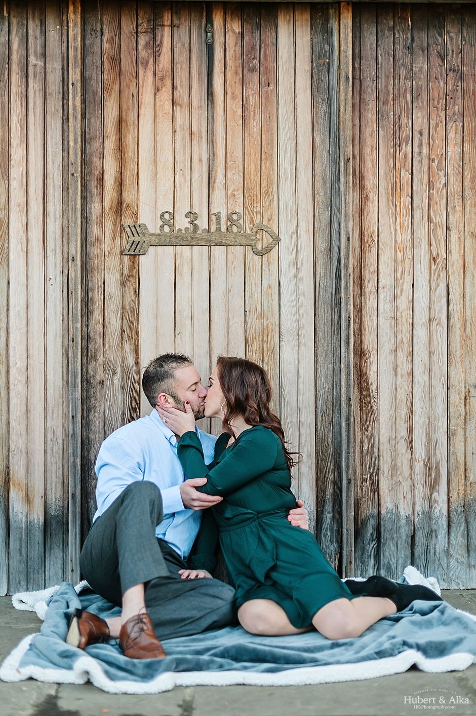A Topsmead State Forest Engagement Session – Jennifer and Joe