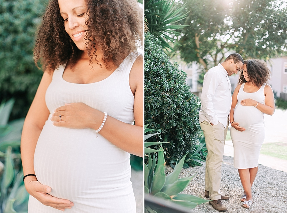 Maternity Shoot Los Angeles California