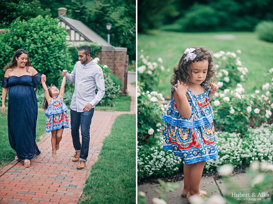 Fairfield County, CT Family Photographer | Waveny Park Session