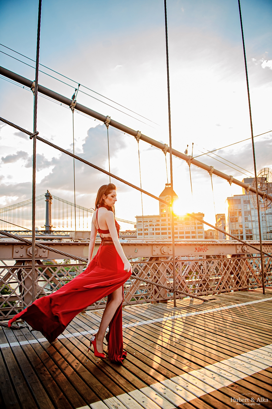 Anniversary - Fashion Photoshoot in NYC to Celebrate Ten Years