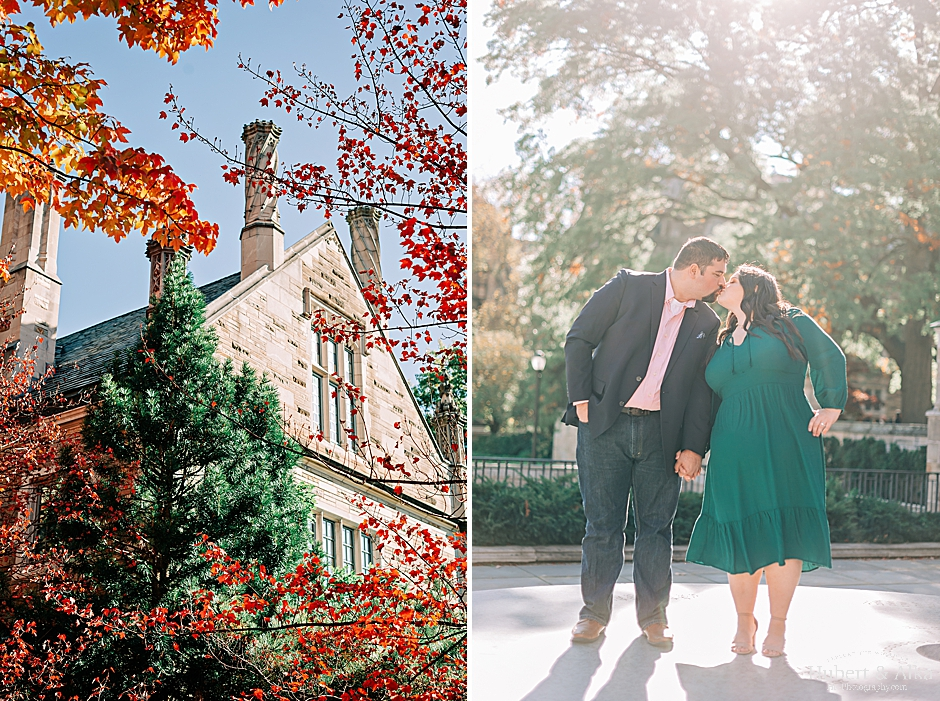Yale New Haven Engagement Photos