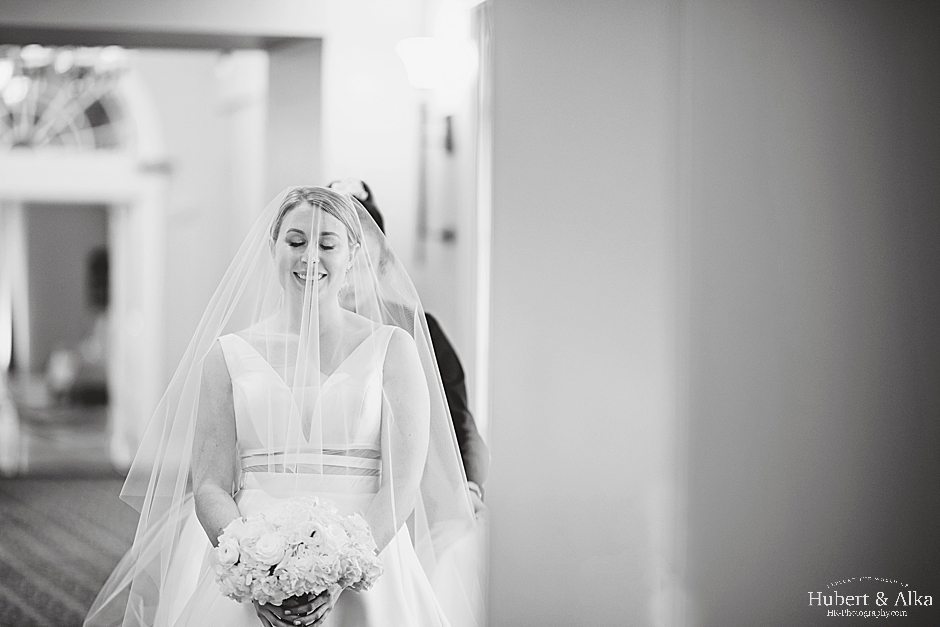 The Riverview Winter Wedding Photos